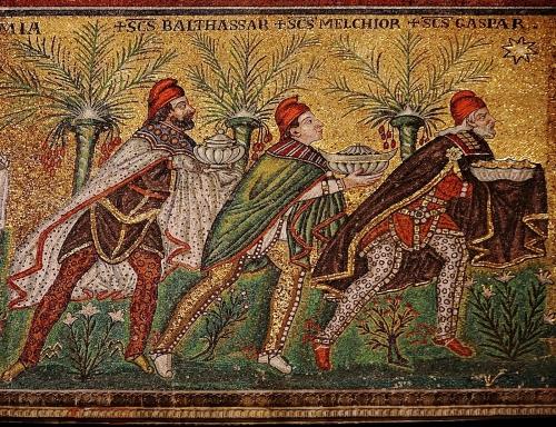 Magi Santa Apollinare Ravenna