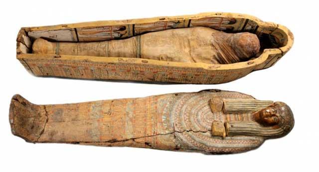 sarcofago mummia