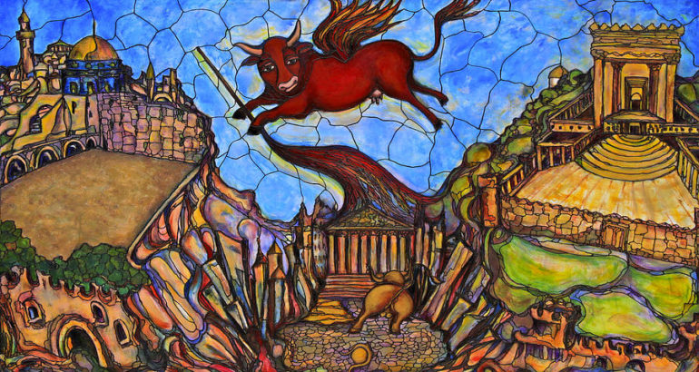 red cow rae chichilnitsky