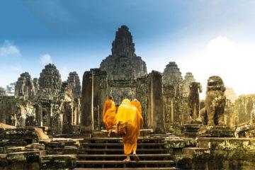 I Misteri dei Templi di Angkor in Cambogia