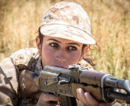 Sun Girls – Le Guerriere del Sole che Fanno Tremare l'Isis [R]