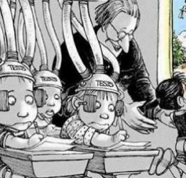 Scuola – Allevamento e Cattività (parte 1)