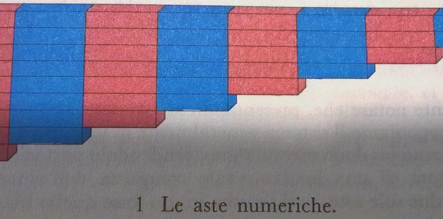 Psicoaritmetica Montessoriana: come vivere di Matematica per amarla (prima parte)