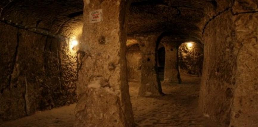 Derinkuyu, l'antica città sotterranea costruita dagli antichi astronauti per proteggere l'umanità ?