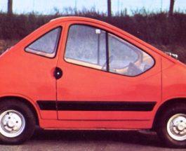 Fiat Elettrica già nel 1976