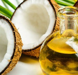 Igiene della Bocca con Olio di Cocco