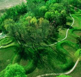 Il Grande Tumulo del Serpente (Ohio, Usa)