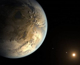 "Kepler 452b Pianeta ""Cugino"" della Terra"