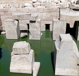 Abydos, l'Osireion, nel Cuore dell'Antico Egitto