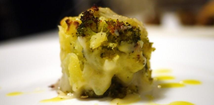 Tortino di Patate e Broccoli – Tony's Happy Kitchen