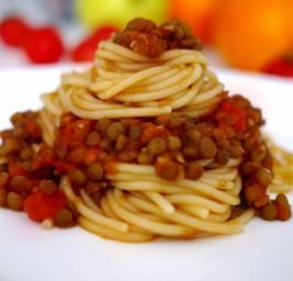 Ragù di Lenticchie – Tony's Happy Kitchen
