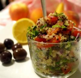 Insalata Tabulè di Quinoa – Tony's Happy Kitchen