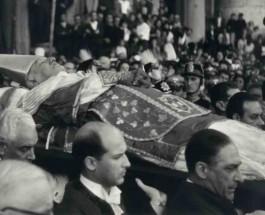 I Cuori e l'Imbalsamazione dei Papi