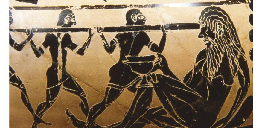Ulisse e Polifemo. Il Gigante come Imago del Barbaro