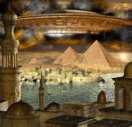 Anunnaki:  Mondo Inferiore e Mondo Superiore