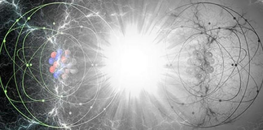 Aumento Imprevisto dell'Antimateria