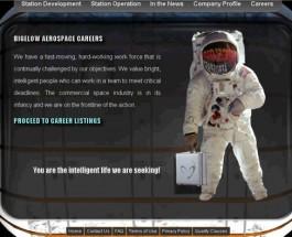 Ma la NASA collabora con aziende in possesso di tecnologia aliena? Il curioso caso della Bigelow Aerospace [R]