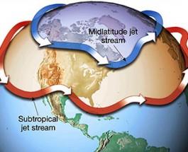 Anomalie della Corrente a Getto e Caos Metereologico