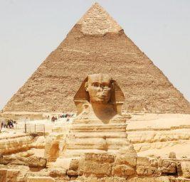 Scoperta Misteriosa Cavità nella Piramide di Cheope