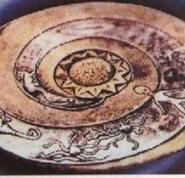 I Dischi di Pietra dei Dropa