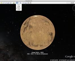 Sconcertanti Anomalie da Google Earth: Base Segreta sulla Luna e Tomba Egizia su Marte