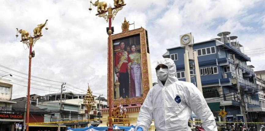 Thailandia, raffica di esplosioni sulla Costa