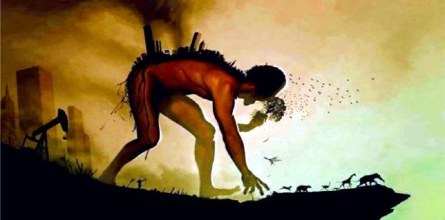 Perché l'Evoluzione Umana è fuori dall'Armonia del Cosmo? [R]