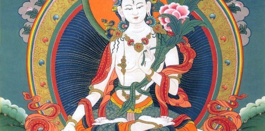 Tara e Lama Gangchen Rinpoche