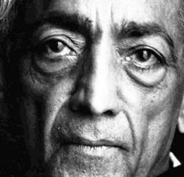 Biografia di Krishnamurti