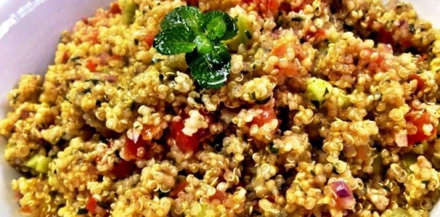 Tabulè di Quinoa