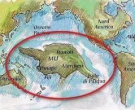 James Churchward e i Due Continenti Perduti