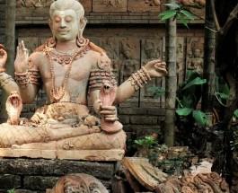Leggenda Induista della Verità Nascosta nell'Uomo