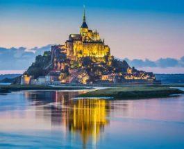I Misteri di Mont St. Michel e la Linea Elettromagnetica