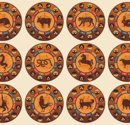 I 12 Segni dello Zodiaco Cinese