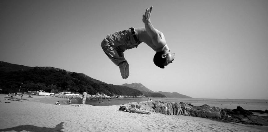 Come Fare un Salto Mortale all'Indietro da Terra