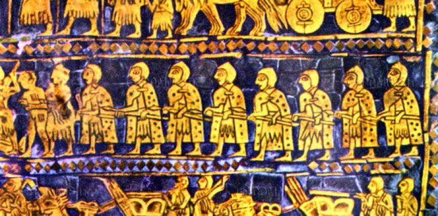 Sumeri: Due Civiltà Contrapposte…Troppe Contraddizioni…