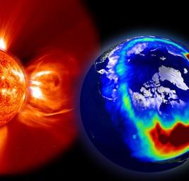 Tempesta Solare – Importante Flare solare di classe X2.1