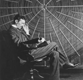 Tesla, il più Grande Scienziato di Tutti i Tempi [R]