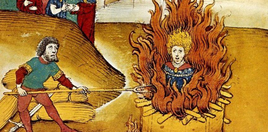 Dalla Caccia alle Streghe alle Wiccan