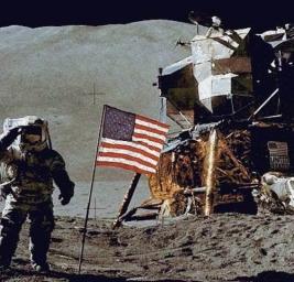 Non Siamo Mai Andati sulla Luna [R]