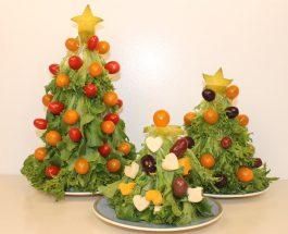 Il Menu di Natale per Crudisti